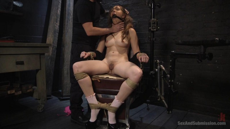 The Recipient – Tommy Pistol and Nickey Huntsman. May 20 2016. SexAndSubmission.com (2437 Mb)
