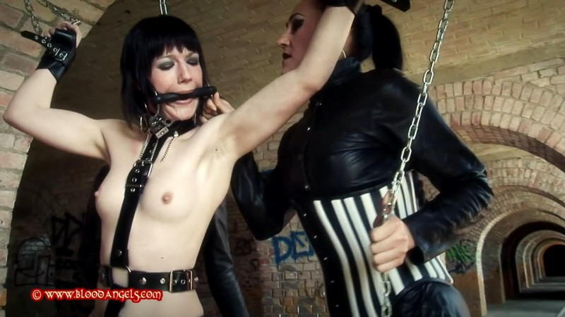 Julia The Little Ponygirl - Lady Seraphina, Baroness Bijou and Julia Part One (Clip 430). Jun 06 2016. Bloodangels.com (374 Mb)