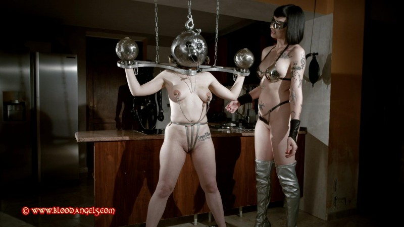 The Girl With The Iron Mask – Mistress Minerva, Chiara Diletto Part Four (Clip 420). Mar 21 2016. Bloodangels.com (865 Mb)