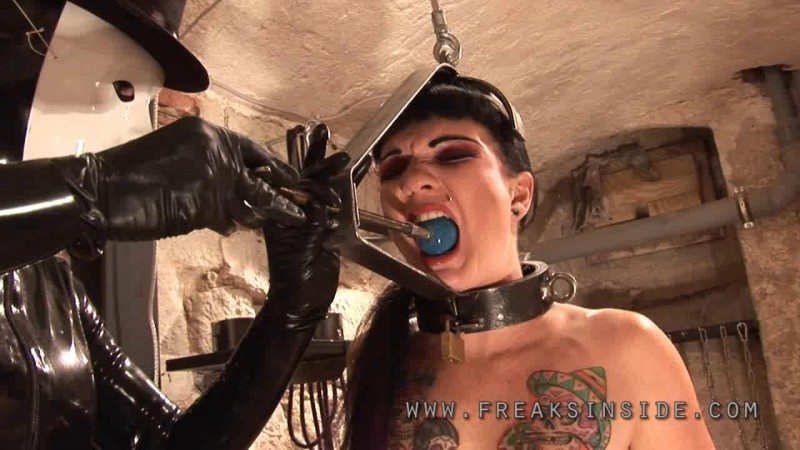 24/7 Bondage Life – Shinyaline And Jill Diamond Part One. Apr 13 2009. Freaksinside.com (327 Mb)