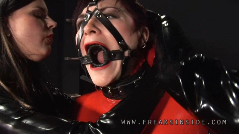 Table Bound – Shinyaline, Mercedes And Lady Seraphina Part One. Nov 05 2009. Freaksinside.com (340 Mb)