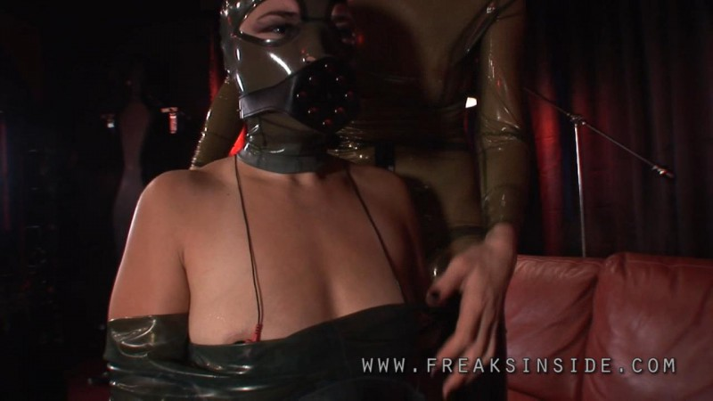 Smoke Rubber The Beginning - Lady Seraphina And Mercedes Part Two. Jul 20 2011. Freaksinside.com (480 Mb)