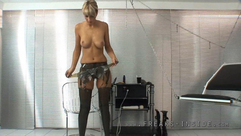 Without Arms – Lisa And Busty Part One. Jun 05 2013. Freaksinside.com (715 Mb)