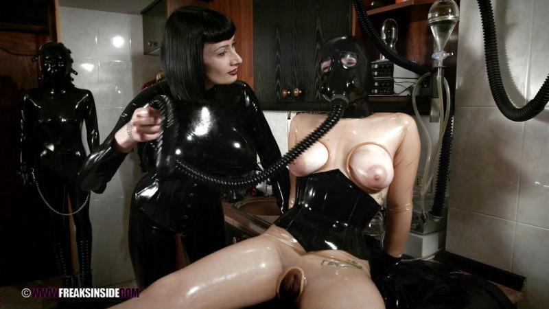 Plumming Experiments – Mistress Minerva And Chiara Diletto Part Two. Oct 07 2015. Freaksinside.com (715 Mb)