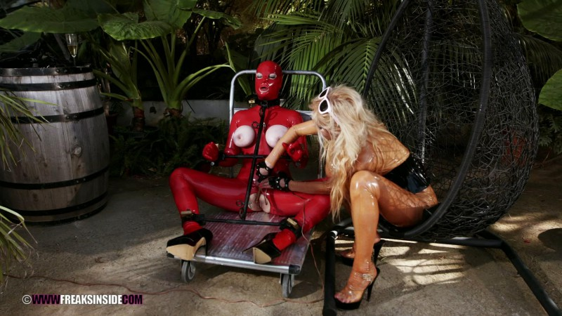 Tropical Bondage – Slutty Affection And Lucia Love Part One. Dec 30 2015. Freaksinside.com (738 Mb)