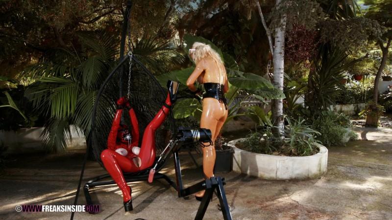 Tropical Bondage – Slutty Affection And Lucia Love Part Three. Apr 14 2016. Freaksinside.com (711 Mb)