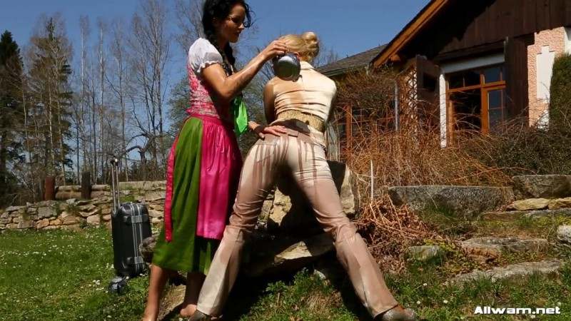 German Style WaM Hospitality – Jenna Lovely, Adel Sunshine. 09.05.2013. AllWam.net (641 Mb)
