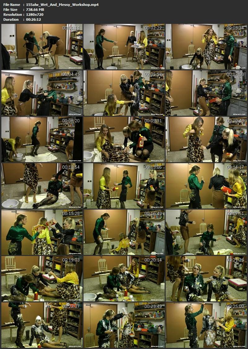 Wet And Messy Workshop. 03.10.2013. AllWam.net (738 Mb)