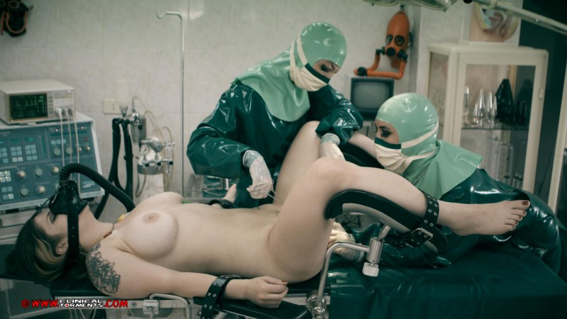 Emergency Room – Hannah MD, Miss Trixx And Lucia Love Part Three (Clip290). Sep 20 2016. Clinicaltorments.com (612 Mb)