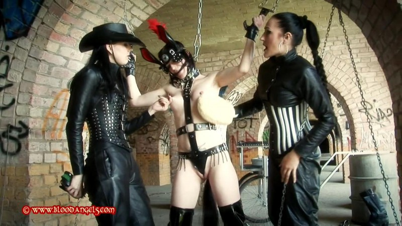 Julia The Little Ponygirl - Lady Seraphina, Baroness Bijou and Julia Part Two (Clip 438). Aug 06 2016. Bloodangels.com (441 Mb)
