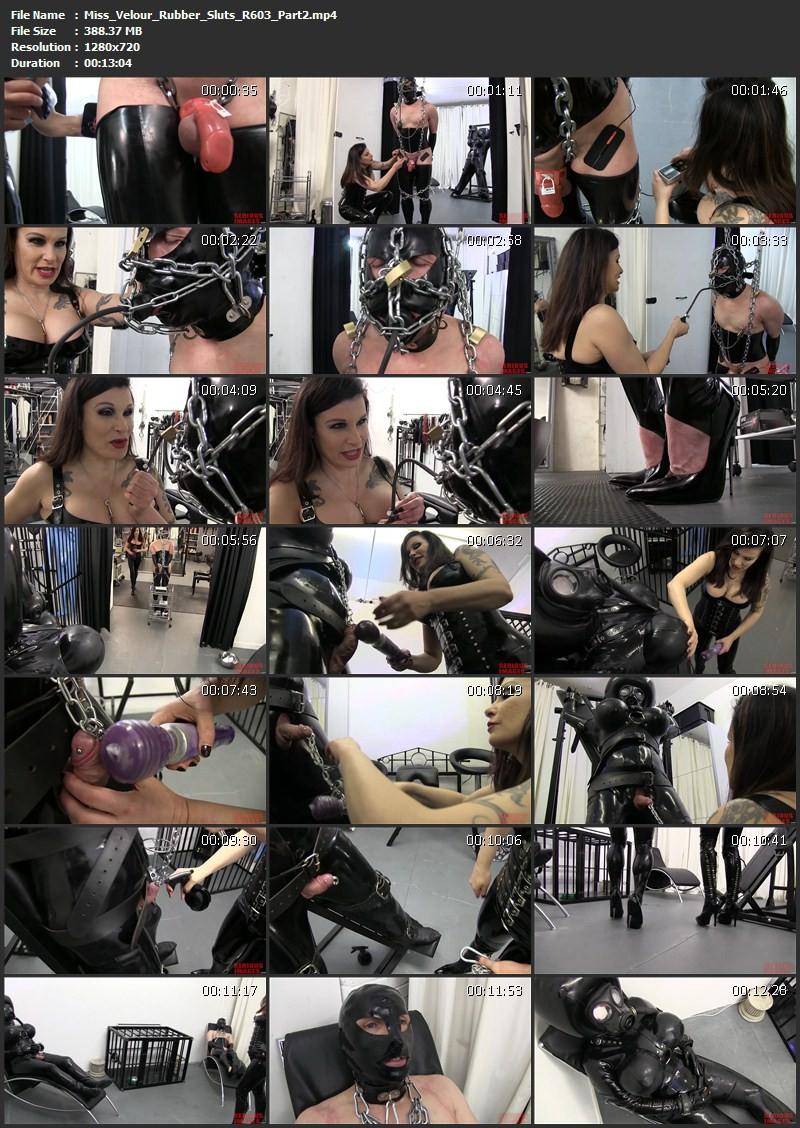 Miss Velour – Rubber Sluts (R603). Jul 24 2016. Seriousimages.com (867 Mb)