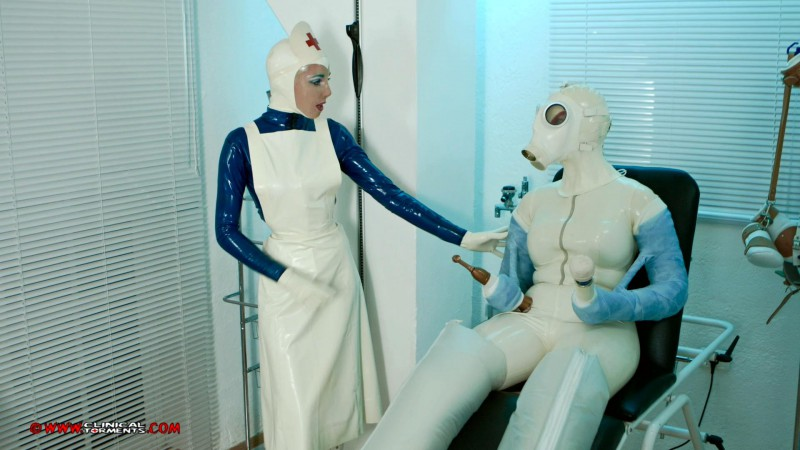 Don't Touch Yourself – Amy Statik and Cynth Icorn Part Five (Clip302). Dec 13 2016. Clinicaltorments.com (971 Mb)