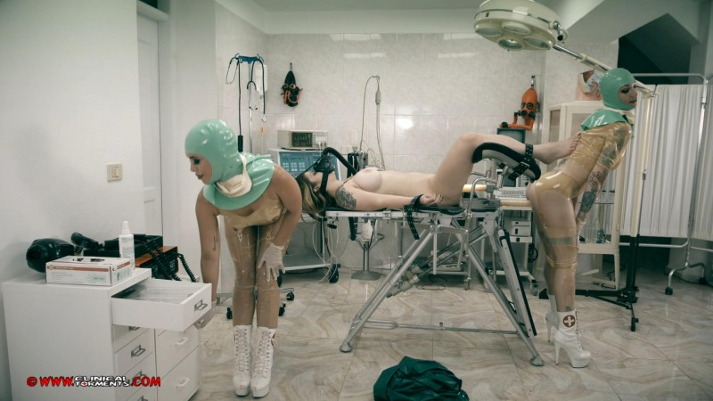 Emergency Room – Hannah MD, Miss Trixx And Lucia Love Part Six (Clip301). Dec 09 2016. Clinicaltorments.com (662 Mb)