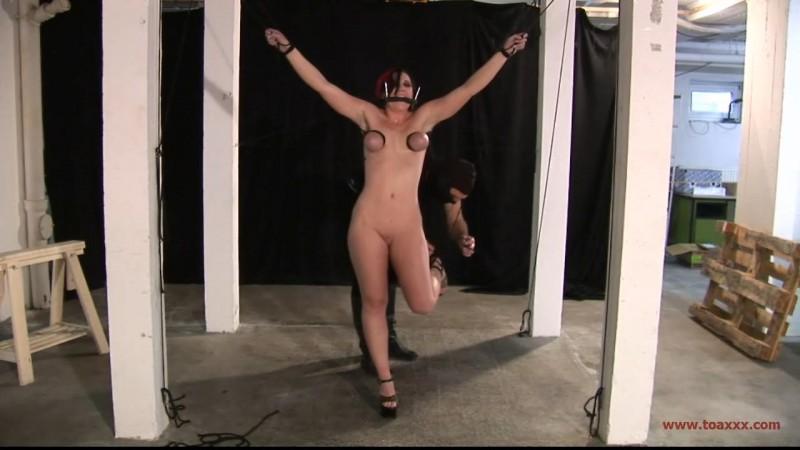 Jill Diamond meets Master T. - Part 4 (TX208). Feb 24 2016. Toaxxx.com (435 Mb)
