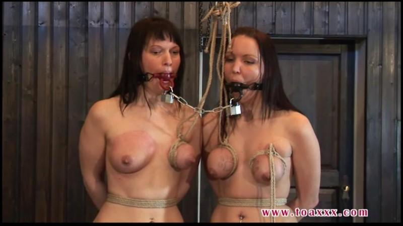 Lillian Caine & Yvette Costeau in a Tit Predicament (TX196). Jan 13 2016. Toaxxx.com (270 Mb)