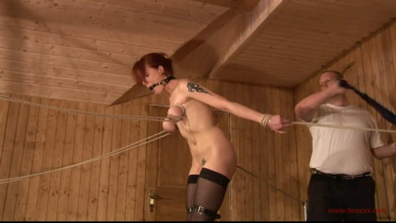 Melanie Tied & Tortured (TX177). Nov 07 2015. Toaxxx.com (495 Mb)