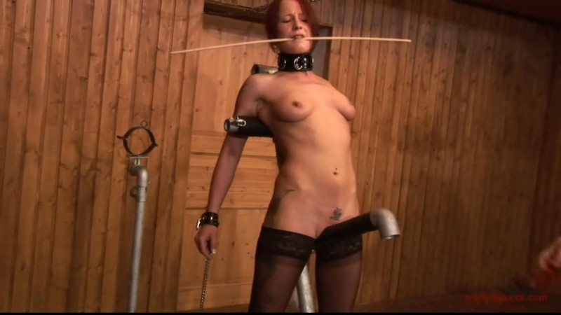 More Steel Torture for Melanie (TX186). Dec 09 2015. Toaxxx.com (200 Mb)