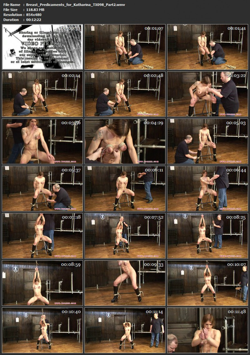 Breast Predicaments for Katharina (TX098). Jan 31 2015. Toaxxx.com (310 Mb)