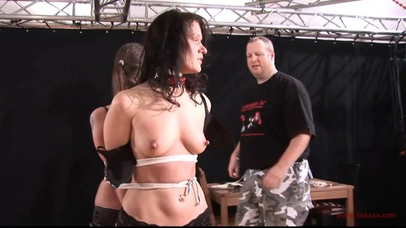 Julia Power, Marina, Yvette Costeau – Night of Torture 2 – Part 1 (TX139). Jun 24 2015. Toaxxx.com (395 Mb)