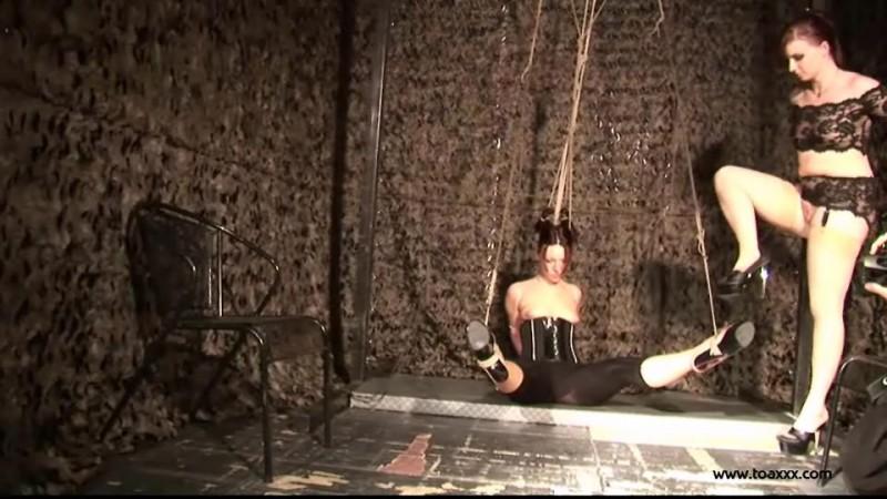 Predicament Bondage Challenge for Katarina Blade (TX066). Aug 23 2014. Toaxxx.com (285 Mb)