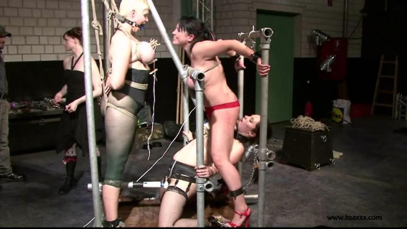 Public BDSM Session Part 2 (TX044). Mar 22 2014. Toaxxx.com (346 Mb)