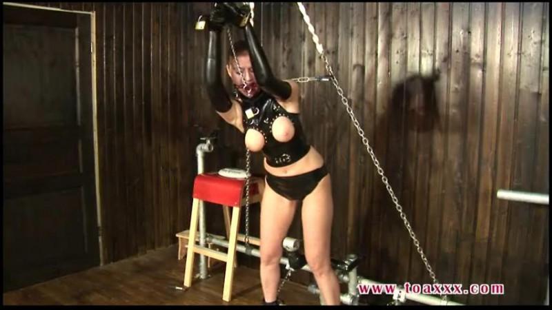 Rubber Slave Julia Power Part 1 (TX104). Feb 21 2015. Toaxxx.com (263 Mb)