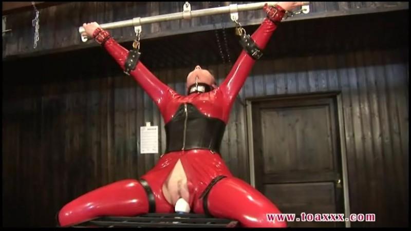 Rubber Slave Julia Power (TX064). Aug 09 2014. Toaxxx.com (322 Mb)