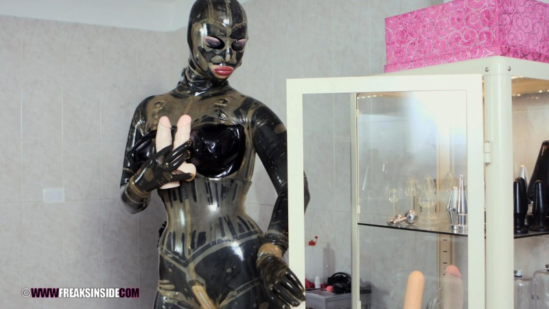 Rubber Doll Training – Lucia Love And Slutty Affection Part Ten. Nov 30 2016. Freaksinside.com (857 Mb)