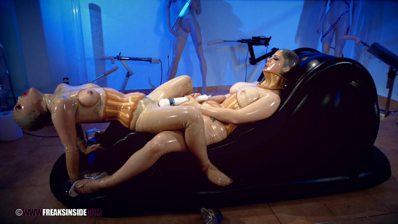 Fucking Machines – Hannah And Lucia Love Part Two. Dec 24 2016. Freaksinside.com (902 Mb)