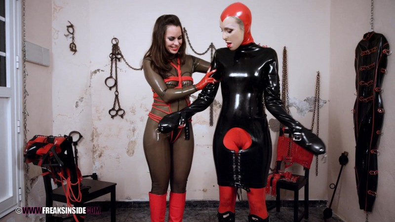 Fun With Rubber – Cobie And Lexymae Part Four. Feb 11 2016. Freaksinside.com (1007 Mb)