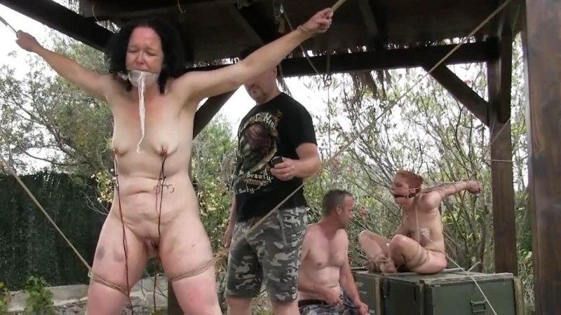 Like these Breast torture porn
