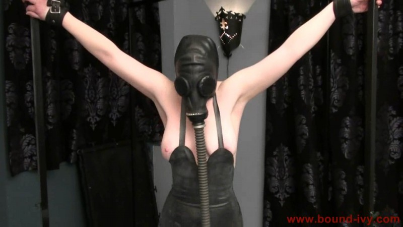 Gasping for air (Ivy0222). Bound-ivy.com (58 Mb)