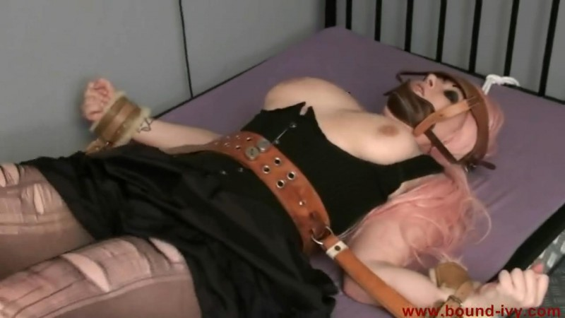 Institutional bondage (Ivy0245). Bound-ivy.com (44 Mb)