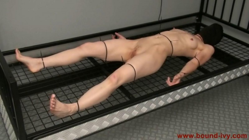 Ready to waterboard (Ivy0270). Bound-ivy.com (47 Mb)