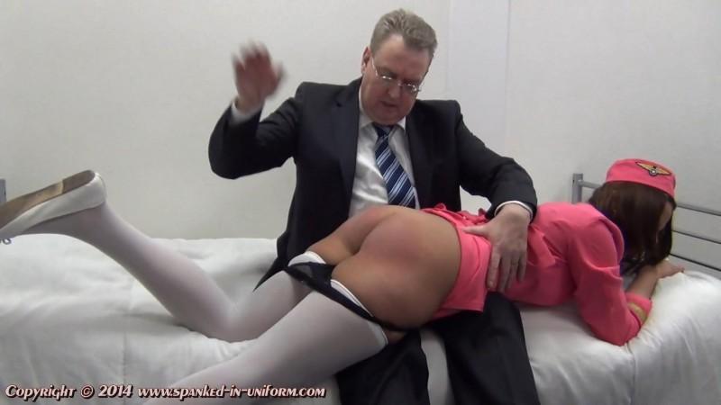 porn movies uniform tube fetish Airline