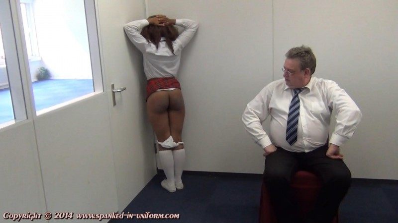 The Bellview Catholic School For Girls Episode Four – Rude To Her Teachers. Spanked-in-uniform.com (233 Mb)