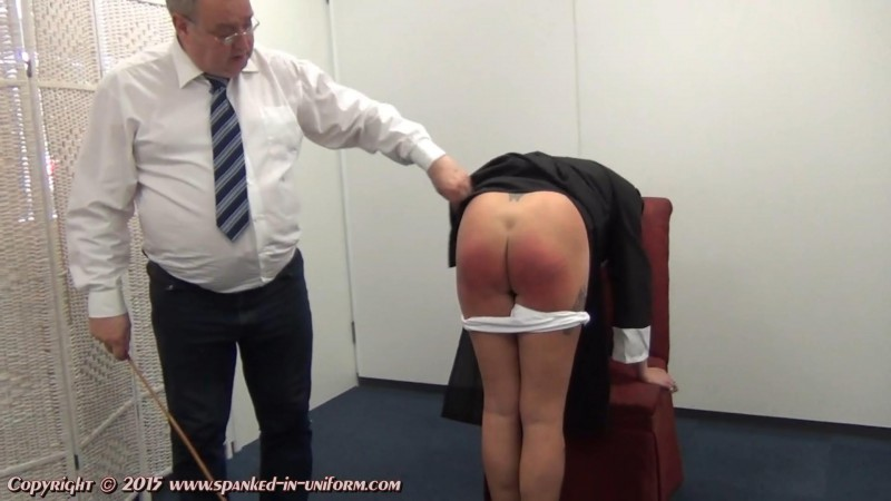 getting by nuns girls Naughty spanked