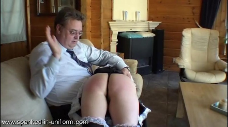 The Birchrod Inn Episode Four - The Baroness and Her Maid. Spanked-in-uniform.com (248 Mb)