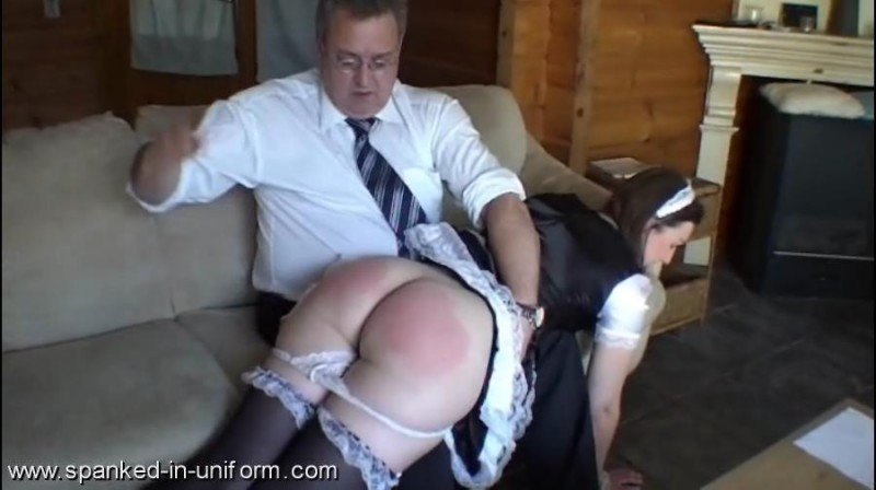 The Birchrod Inn Episode Nine - Sexual Harassment. Spanked-in-uniform.com (318 Mb)