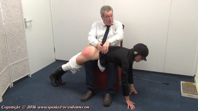 The Lowood Riding School Episode Three - Dry Your Horse Part One. Spanked-in-uniform.com (148 Mb)