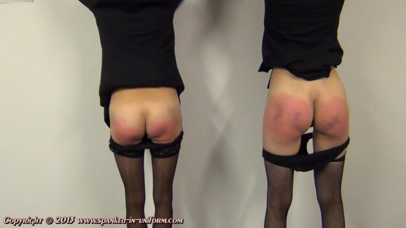South-West Police Station Episode Twenty Four - Peeing In Public Part Two. Spanked-in-uniform.com (245 Mb)