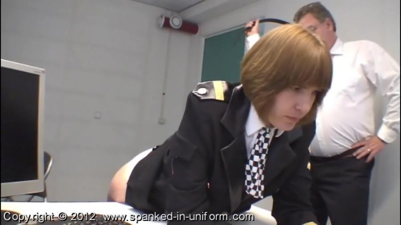 South-West Police Station Episode Twenty One - The Parking Tickets. Spanked-in-uniform.com (243 Mb)