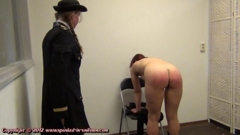 South-West Police Station Episode Twenty Two - The Interrogation. Spanked-in-uniform.com (406 Mb)