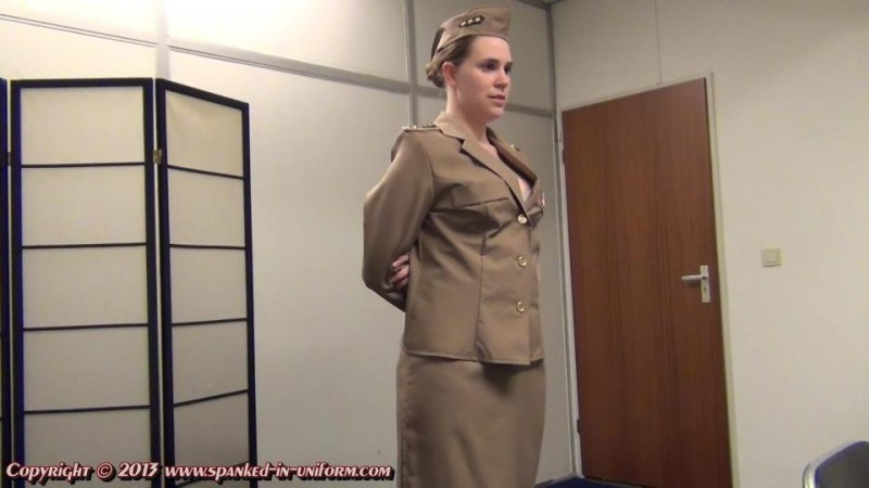 The Montgomery Military Academy Episode Sixteen - A Taste Of Discipline. Spanked-in-uniform.com (312 Mb)