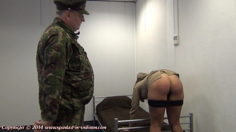 The Montgomery Military Academy Episode Twenty - The Letter Home Part Two. Spanked-in-uniform.com (221 Mb)