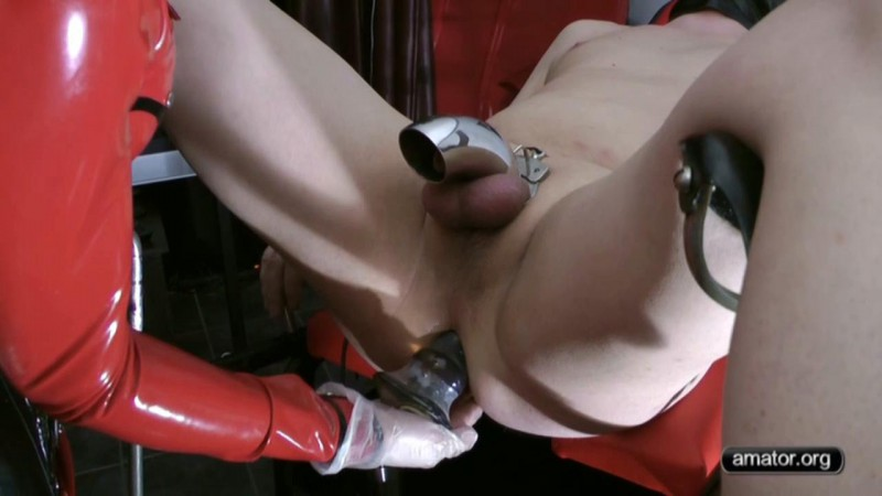 Baroness Mercedes – Anal Test (Part 1). 30.04.2017. The-strapon-site.com (613 Mb)