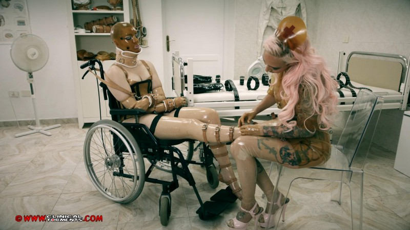 Medical Bondage – Crystal Star And Cynth Icorn Part One (Clip309). Feb 16 2017. Clinicaltorments.com (840 Mb)