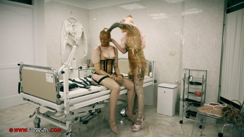 Medical Bondage – Crystal Star And Cynth Icorn Part Two (Clip315). Apr 07 2017. Clinicaltorments.com (620 Mb)