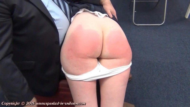 St. Catherines Private School For Girls Episode Eighty One - The Scottish Rebellion. Spanked-in-uniform.com (274 Mb)