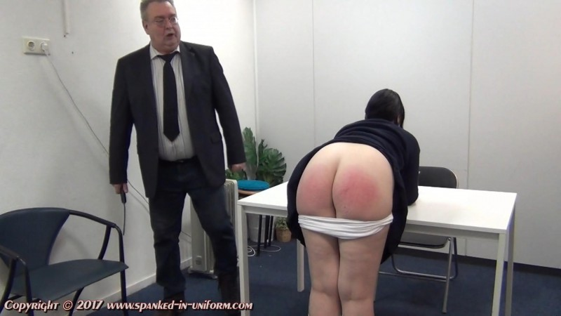 St. Catherines Private School For Girls Episode Ninety Eight - Punished For Smoking Part Two. Spanked-in-uniform.com (164 Mb)